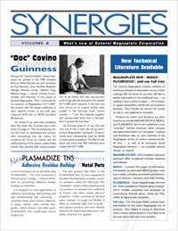 Low COF coatings corporate newsletter