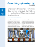Medical and Pharmaceutical coatings white paper