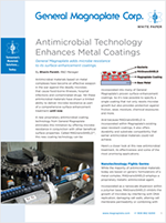 Antimicrobial coatings white paper